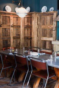 Pizza East: Industrial chic that's softer and more liveable