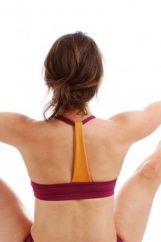 Lolita Top - Tops for hot yoga, bikram yoga, pole fitness - Mika Yoga Wear