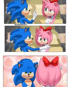 Sonic The Hedgehog, Hedgehog Movie, Silver The Hedgehog, Shadow The Hedgehog, Sonic Boom Amy, Sonic And Amy, Hiro Big Hero 6, Sonamy Comic, Sonic The Movie