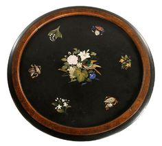 19TH C. PIETRA DURA TABLE October 25th Unreserved Estate Auction | Official Kaminski Auctions