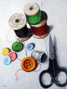 Linda Apple, Sewing Memories