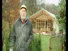 Building With Hemp Part 2/2--The second half of the UK project of using French technique for hempcrete building.