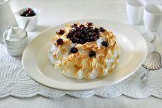 Omelette Siberienne (ijstaart) - Airfryer