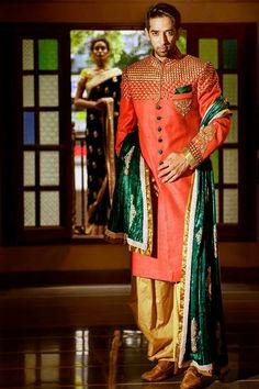 #menswear #sherwani #indianwedding #ethnic #DSBT #dsbt #Ahmedabad #designersherwani #indianbridalwear #zardoshi #embroidery #indianoutfits #traditionalmenswear #angarkha #achkan  #brocade #silk #traditionalindiandesigner #womenswear #lehenga #chaniyacholi #choliblouse #dupatta #chunari #odhani #ethnic  #indiandesigners #designerweddingoutfits #designer #marriage #traditionalwomenswear #indowestern #jodhaakbar #sangeetsandhya #garba #sagai #engagement #gown #cocktail dress… Blue Sherwani, Indowestern Gowns, Floor Length Anarkali, Achkan, Indian Bridal Wear, Jodhpur, Wedding Men, Indian Outfits, Lehenga