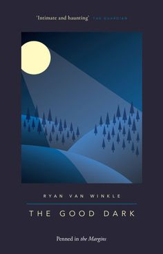 """""""I was not always old / and stupid and mean. I was born / innocent. But the sun // made me brutal."""" I Do Not Want Rain for Rain by Ryan Van Winkle from The Good Dark (2015 Penned in the Margins) http://www.pennedinthemargins.co.uk/index.php/2015/02/the-good-dark/"""