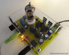 Http://www.inventable.eu/media/71_AmpValvAur/AmpValvAur01.jpg. Hola gente de Taringa. Antes de construir este amplificador híbrido para auriculares estaba convencido que un proyecto de audio con válvulas fuese un trabajo difícil de hacer. No solo...