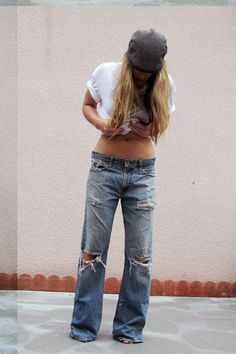 Vintage levis - I had a pair just like this. I miss them!!