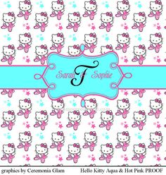 hello kitty customized shower curtain by on etsy