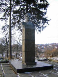 Пам'ятник Павлу Пестелю