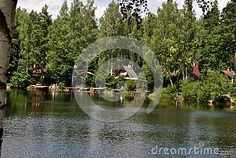 Look at my gallery on the web side! Lakes in CZ, beautiful and chill in holiday time. Water. Sunnyday early summer.   keep kalm and enjoy the summer time!
