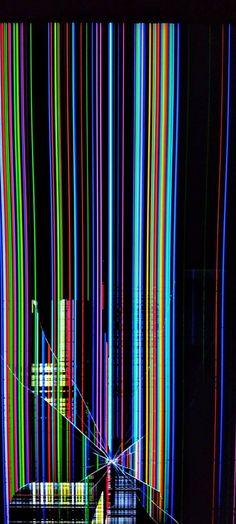 Fake Broken Screen Wallpaper