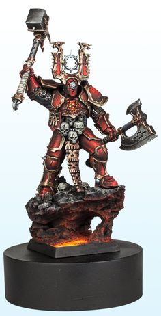 Khorne Warrior