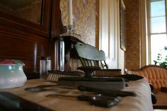 Slifer House Museum Collection - Victorian Hygiene Items