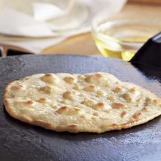 Used this chapati recipe. Chapati are hard to make is all I can say! They didn't do what they were supposed but the bread tasted damn good! Chapati Recipes, Bread Recipes, Cooking Recipes, Easy Recipes, Tortilla, Indian Dishes, Naan, I Love Food, Indian Food Recipes