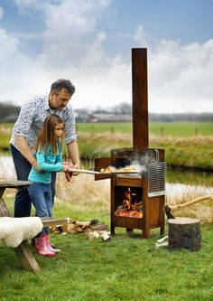 Outdooroven | Collection | Weltevree