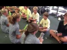 Raukau - Maori Stick Games - YouTube #movementactivities #playparties #elementarymusic