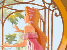 """Disney Enchanted Giselle """"I've Been Dreaming Of A True Love's Kiss~"""""""