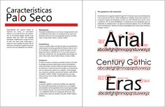 Familias Tipográficas on Behance
