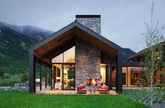 Compound House, Steel Stair Railing, Glass Structure, Modern Barn, Modern Contemporary, Outdoor Living, Indoor Outdoor, Villa, Floor Plans