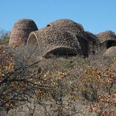 World Architecture Festival 2012: Mapungubwe  Interpretation Centre by Peter Rich Architects