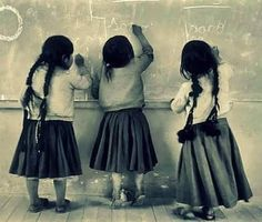 Compañeros profesores queridos alumnos valoremos lo que tenemos es mucho.