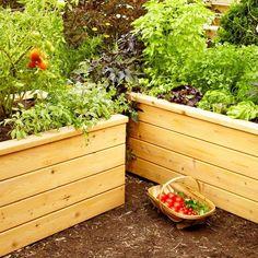 Build self watering planters (DIY) | Family Handyman Planter Box Plans, Diy Planter Box, Wooden Planters, Diy Planters, Succulent Planters, Diy Self Watering Planter, Succulents Garden, Hanging Planters, Outdoor Planters