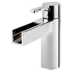"Vega Bathroom Faucet -1 Handle - 4"" - Chrome 