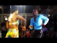 Guito: KIZOMBA NATION, Angola Kizomba show in Chá de Caxi...