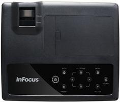 InFocus IN1118HD Mini-DLP Projector - Top View