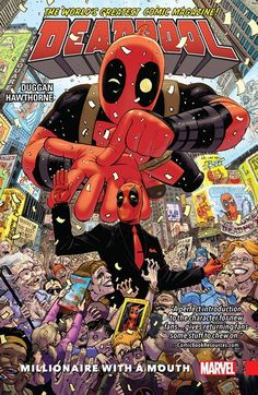 Deadpool – World's Greatest Vol. 1 (20.04.2016) #deadpool #marvel #comics #worlds #greatest