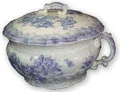Vintage Chamber Pot made -:)