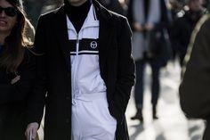 ストリートスナップ ミラノファッションウィーク