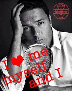 Matteo Renzi, narcisismo