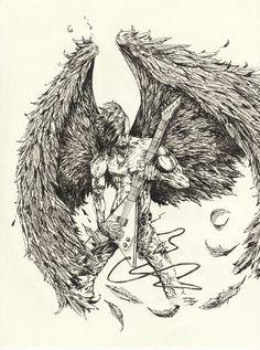 Rock Angel by samurai30 on deviantART