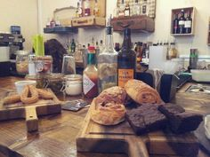 Brunch at Seven, Brixton Spanish Desserts, Brixton, Blue Cheese, Churros, Food Menu, Charcuterie, Tapas, Soups, Roast