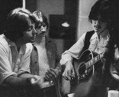 ~Paul, RiNgO, & George ~*