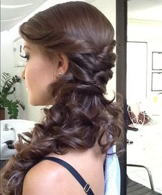 New Stylish Long Curly Hairstyles 2018 for Women