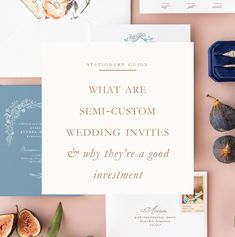 Rather than having something created from scratch, semi-custom wedding invitations are a better investment. Why? The core of the design is already there, giving you the flexibility to modify colors, wording, fonts and motifs. #springwedding #romanticwedding #weddinginvitations #floralweddinginvitations Dusty Blue Weddings, Wedding Inspiration, Wedding Ideas, Blue Wedding Invitations, Best Investments, Industrial Wedding, Wedding Vendors, Spring Wedding, South Carolina