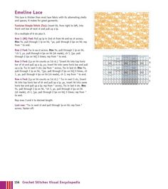 Мобильный LiveInternet Мотивы крючком - Crochet Stitches VISUAL Encyclopedia | MerlettKA - © MerlettKA® ™ | Lace Fabric, Simple, Green