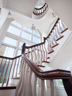 Staircase Organization Design