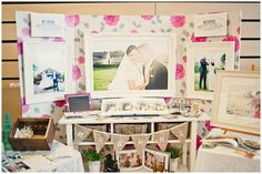 wedding fayre photography stand - Google Search