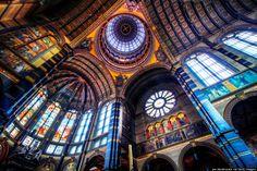 Igreja de São Nicolaaskerk, Amsterdã, Holanda