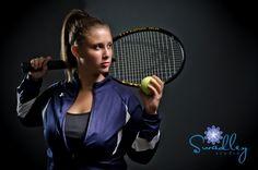 Tennis senior portrait, sports, Martinsburg WV senior portrait photographer Swadley Studio, Senior Portraits in MD, WV & VA