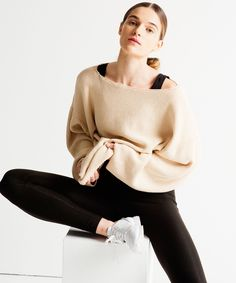 Girlfriend Collective Free Leggings Promotion | Seattle-based startup Girlfriend Collective is so sure you'll love their ethically-made, sustainable leggings, it's giving them out for free. Really. #refinery29 http://www.refinery29.com/2016/05/111417/girlfriend-collective-leggings