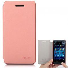 Custodia Blackberry Z10 - Flip - Rosa
