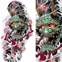 New full sleeve up for grabs #tattoo #tattoos #tattooist #tattooing #tattooed #tattooer #tattooworkers #tattooart #tattooartist #tattoodesign #ink #inked #sleevetattoo #tattoosleeve #hannya #hannyatattoo #japaneseart #japanesetattoo #neojapanese #neotrad #neotraditional #neotradsub #newtraditional #cherryblossom #art #design #drawing #illustration #uktta #uktattoo