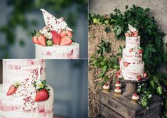 A rustic 'apples and strawberries' inspiration shoot for Naturally Norwood at Norwood Park in Southwell, Nottingham. Photography by Sarah Vivienne. Diy Wedding Gifts, Wedding Cake Rustic, Luxe Wedding, Wedding Trends, Diy Gifts, Dream Wedding, Wedding Ideas, Strawberry Wedding Cakes, Wedding Strawberries