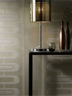 Erismann - Paintable Rollover Vision Wallpaper - create your accent wall