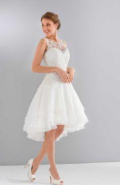 Robes de mariées : Robes de mariées - Paula sur Martine Mariages