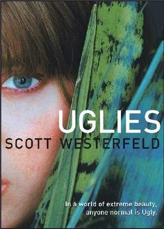 A look at the evolution based themes of the young adult dystopian fiction books in the Uglies series by Scott Westerfeld. Uglies Book, Uglies Series, Book Series, Teen Series, Ya Books, Great Books, Books To Read, Amazing Books, Science Fiction